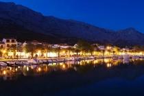 baska voda night